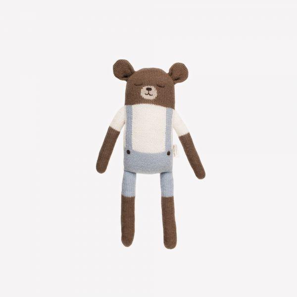 Big Teddy Soft Toy / Blue