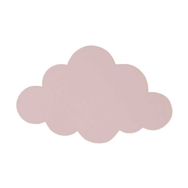 Cloud Lamp / Dusty Rose