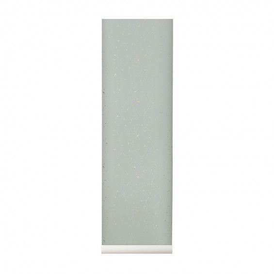 Wallpaper Confetti / Mint