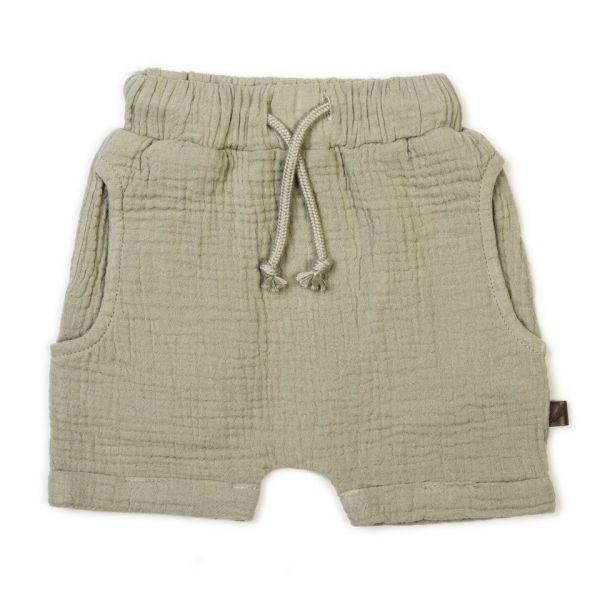 Harem Shorts / Sage