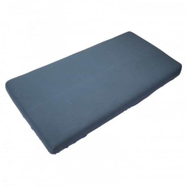 Fitted Sheet 90 x 200 cm / Marin