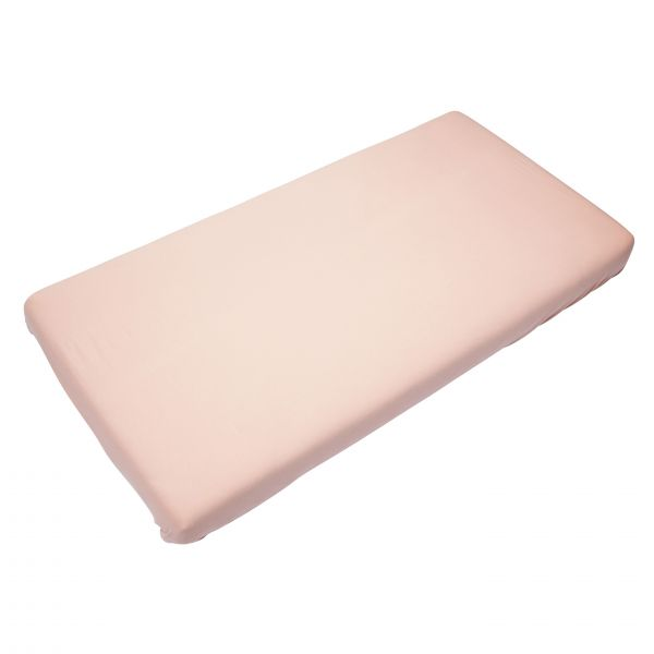 Fitted Sheet 90 x 200 cm / Misty Rose