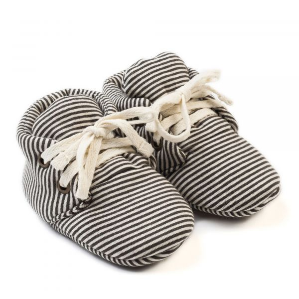 Baby Booties / Stripe