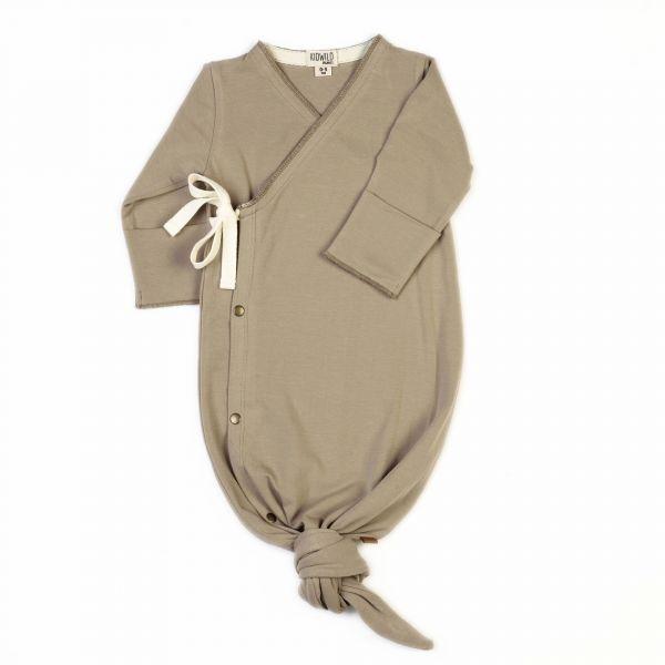 Kimono Gown / Dune