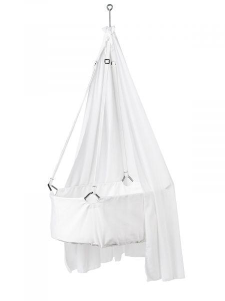 Canopy Cradle / White