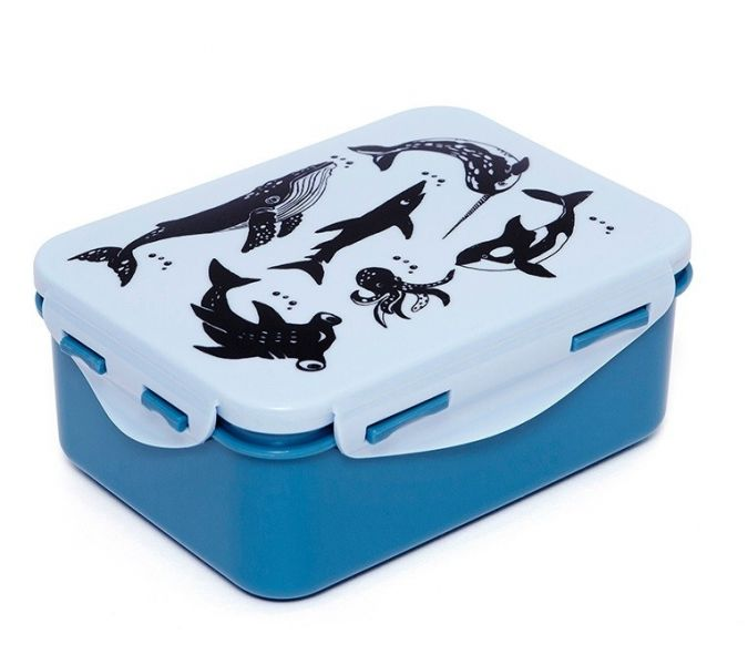 Lunchbox / Sea Animals