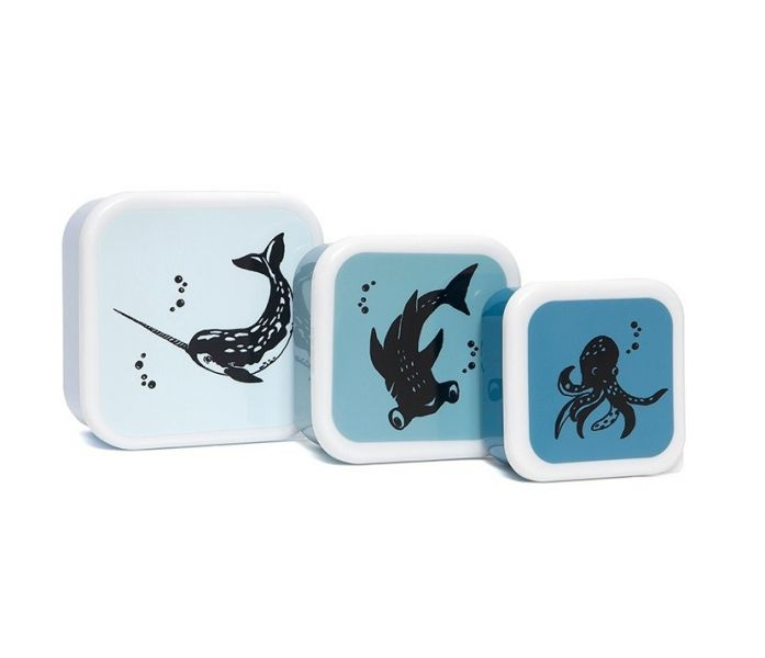 Lunchbox Set / Sea Animals