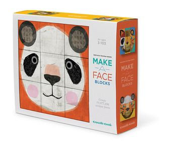 Block puzzle / Make a Face