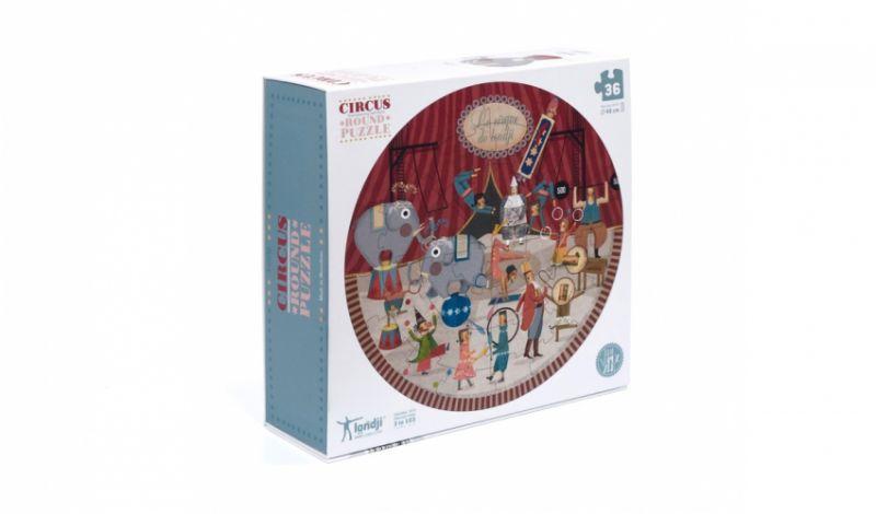 Puzzel - Circus Round