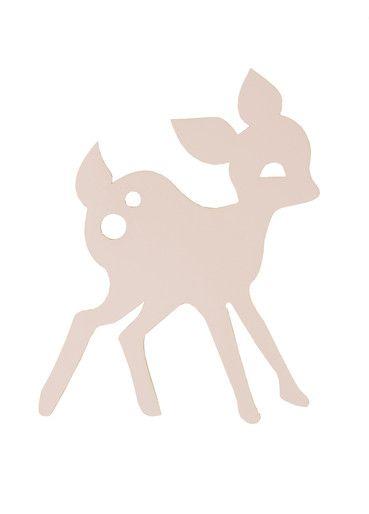 My Deer Lamp / Rose