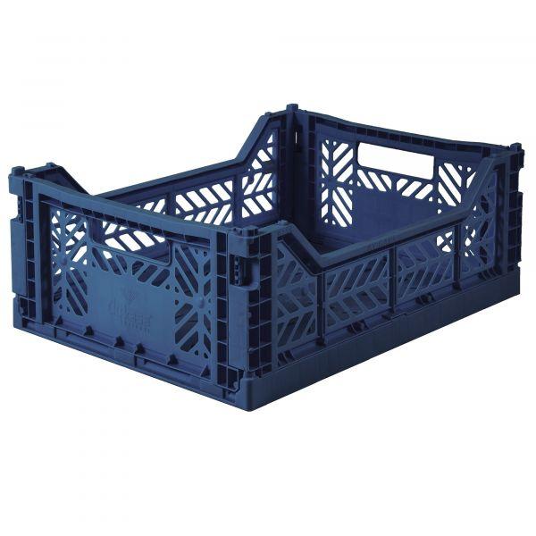Ay-kasa Midi-box / Navy