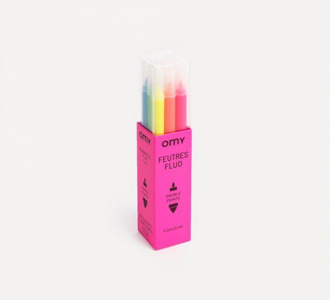 Neon Kleurstiften