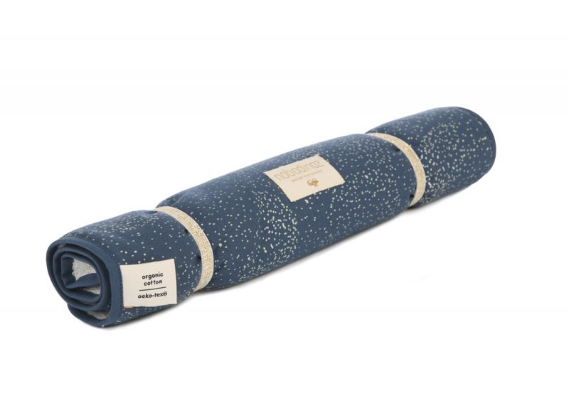 Changing Pad Nomad / Gold Bubble - Night Blue