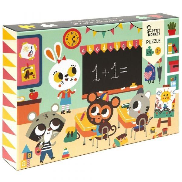 At school puzzle 24 pcs