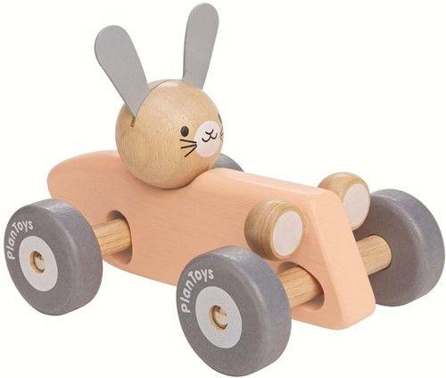 Raceauto Konijn