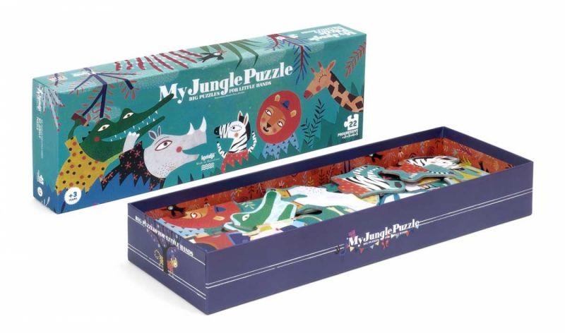 Puzzel - My Jungle
