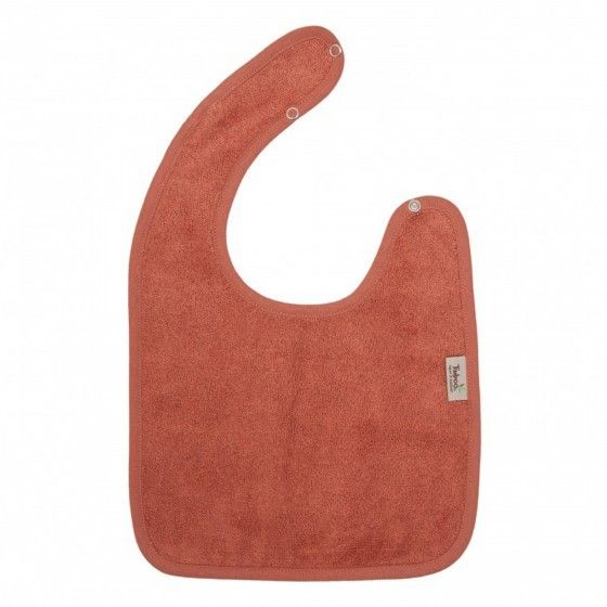 Slab XL met drukknop / Apricot Blush