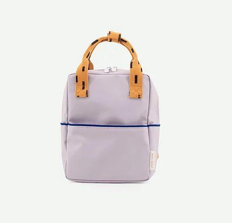 Backpack S Sprinkles / Lavender - Apricot - Indigo
