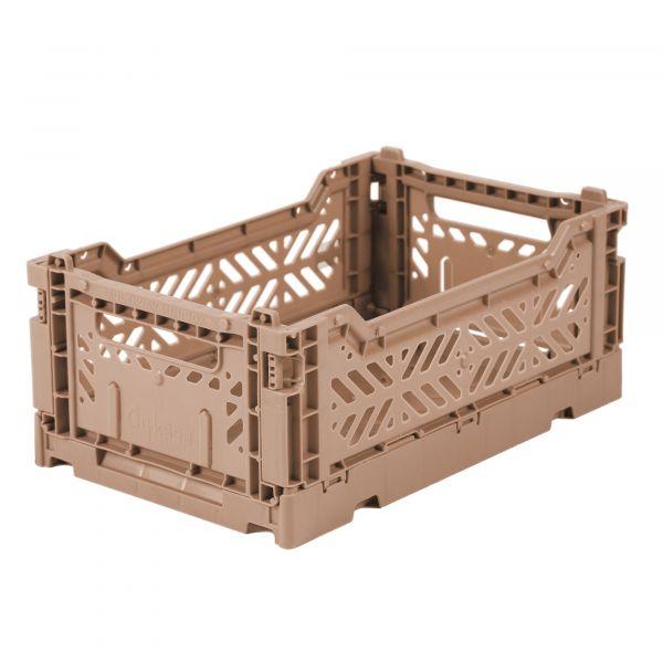 Ay-kasa Mini-box / Warm Taupe