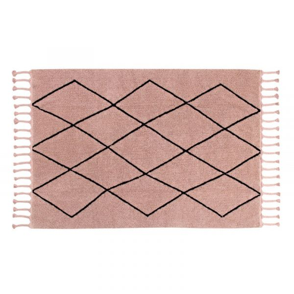 Berber tapijt Vintage Nude